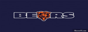 Chicago Bears Football Nfl 11 Facebook Cover