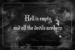 ... is empty #personal #quotes #william shakespeare quotes #mortisia edits