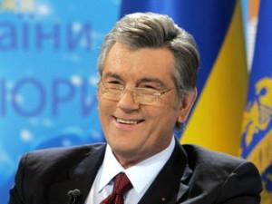 Viktor Yushchenko.
