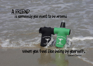 """... When You Feel Like Being By Yourself """" - Barbara Burrow ~ Sea Quote"""