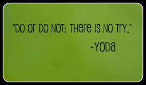 Yoda quote Images