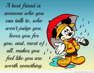 Strong Relation In Friendship