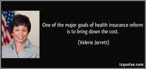 More Valerie Jarrett Quotes