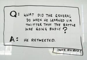 Tweet Little Dose of Web Marketing Comic Relief