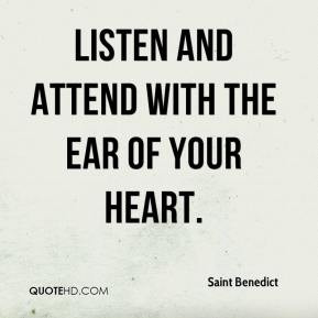 Ear Quotes