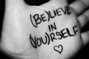 The Dailey Nutrition: BELIEVE in yourself!
