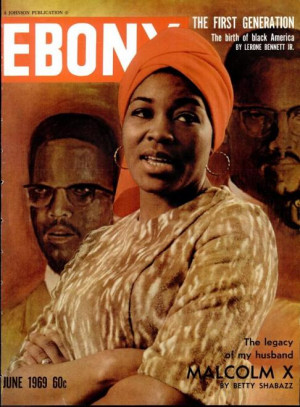 Dr. Betty Shabazz, widow of Malcolm X, passed away in 1997, three ...