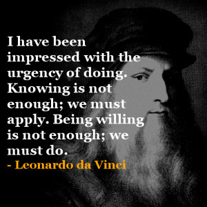 Steps to Think like Leonardo da Vinci: The Guide to Everyday Genius.