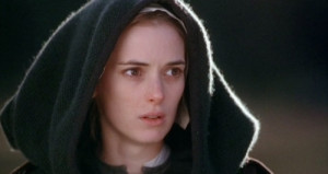 Abigail in The Crucible