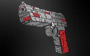 Pulp Fiction Quote Awesome Typography Wallpaper