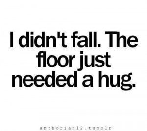 fail, fall, floor, funny, hug