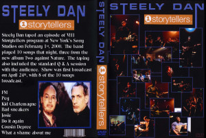 Steely Dan Storytellers Dvd...