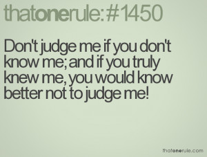 Funny Quotes Judge Others Quotes When You Judge Another You Do Not ...