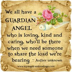 Angel Sayings - Angel Quotes - Angel Thoughts - Angel Blessings ...