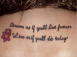 25 Good Tattoo Quotes You Will Love To Engrave - 16