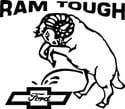 Funny Dodge Truck Sayings Dodge Ram Tough Pee On Chevy