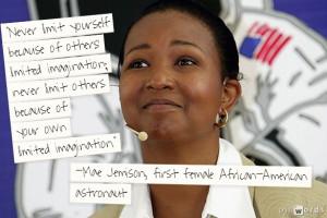 Mae C Jemison Quotes