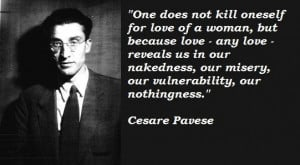Cesare pavese famous quotes 3