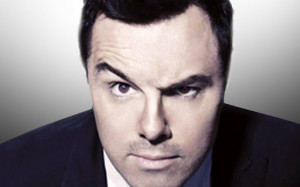 Seth Macfarlane Doing Roger
