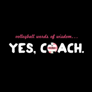 ... This one is for all the coaches out there! #volleyball @USA Volleyball