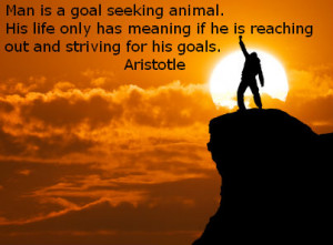 Goal Setting Quotes By Famous People Goal quotes
