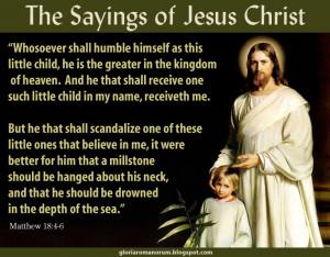 Sayings of Jesus Christ #2