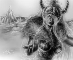 Viking Female Warrior