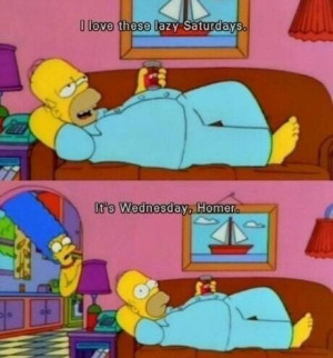 funny-picture-the-simpsons-saturday-wednesday