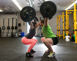 CrossFit Couples Weight Lifting, Lululemon Valentine's Day Photo Shoot ...