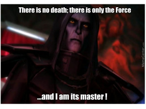 Best. Sith Quote. Ever.