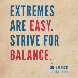 quotes for balance - Google Search