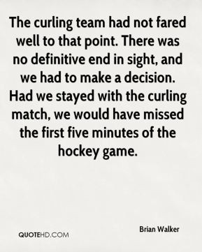 Curling Quotes