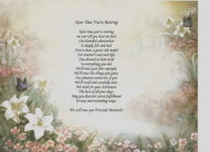 Retirement poems for nurses )