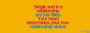 relationship quotes facebook relationship status facebook status ...