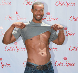 Fabio Model Poses Old Spice Quot Manly Man Event The Grove
