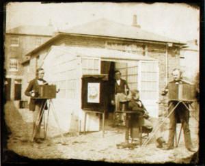 William Henry FoxTalbot A picture taken by William Fox Talbot in 1853.