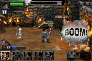 iPhone Appidemic: Army of Darkness Defense