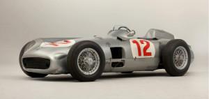 Quote / Nieuws / Update: Mercedes van oud-coureur Juan Manuel Fangio ...