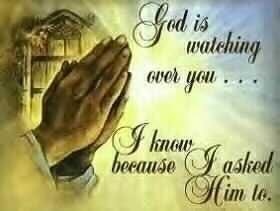 God is watching us. - god-the-creator Photo
