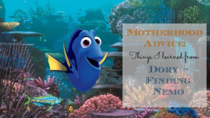 About Motherhood From Dory Finding Nemo Findingdory Wallpaper