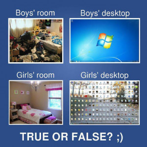 Posted: Mar 18, 2012 Topic Views : 6792 Post subject: Boys vs Girls