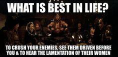 Conan the Barbarian More
