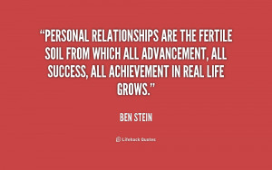 Personal Relationship Quotes