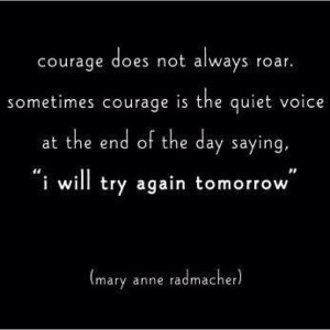 Try, try again.... quotes