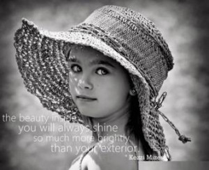 Quotes About Beauty On The Inside #1