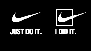 Nike wallpaper logo tick box