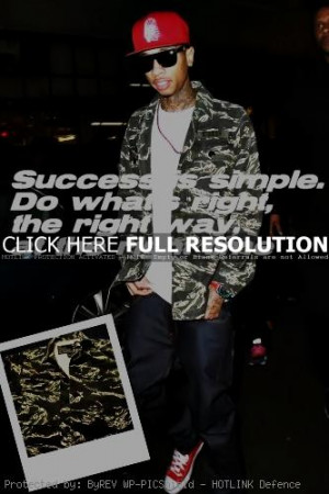 Tyga Quotes About Moving On Rapper, tyga, quotes, sayings,