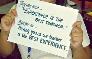 Happy Teachers day 2014 Quotes in English for kids