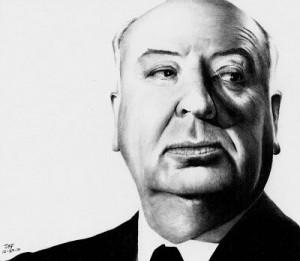 Alfred Hitchcock se le saltaban las lágrimas cuando comulgaba en ...