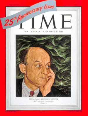 About 'Reinhold Niebuhr'